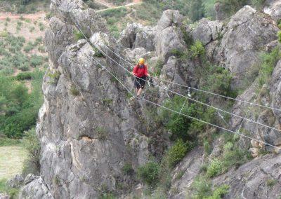 Via ferrata Granada